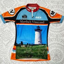 Louis Garneau Cycling Jersey - Martha's Vineyard design [NEW]