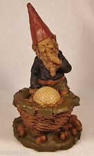 HOGAN 1984~Tom Clark Gnome-Figurine~Cairn Studio Item #1033~Retired~Ed #83~Story