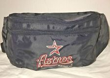 MLB Houston Astros BaseBall FANNY PACK Zippered Adjustable Waist