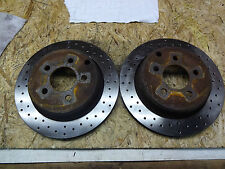 TVR Cerbera 4.0 Speed Six Rear Brake Discs     TVR Cerbera Brake Discs