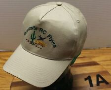 QUARTZITE RC FLYERS ARIZONA HAT BEIGE ADJUSTABLE IN VERY GOOD CONDITION