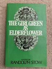 The Girl Green As Elderflower by Randolph Stow Suffolk Folklore Hardcover