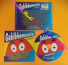 CD Compilation GABIBBOMANIA CD 15061 DDD ITALY 2003 SIGILLATO! no lp mc vhs(C26)