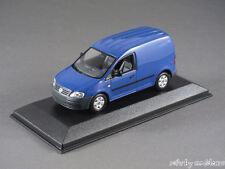 1/43 MINICHAMPS Volkswagen Caddy 2005-Bleu - 140021