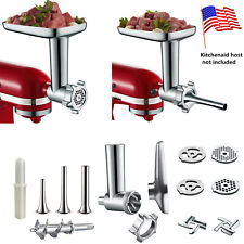 For Kitchenaid Stand Mixer Accessories Pro Food Meat Grinder Attachment by Cofun