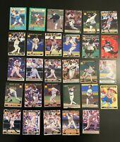 29 Card Sports Illustrated for Kids Baseball Lot Ken Griffey Jr. Derek Jeter +