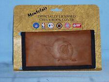 OTTAWA SENATORS  Leather/Nylon CHECKBOOK  New!