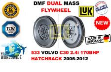 FOR 533 VOLVO C30 2.4i 170BHP HB 2006-2012 NEW DMF DUAL MASS FLYWHEEL