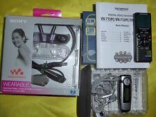 Sony MP 3 Music Player NW2 - W 202 + Trekstar