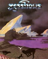 YES 1980 DRAMA TOUR CONCERT PROGRAM BOOK-YESSHOWS-JON ANDERSON-HOWE-NM TO MINT