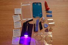 Samsung Galaxy S3 i9300 Frontglas Bildschirm Reparatur Set Weiß, Loca Glue Draht