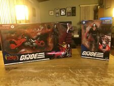 G.I Joe Classified Baroness Target Exclusive and Destro. The best couple ever