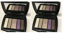 Lot 2 Lancôme Color Design 5-Color Eye Shadow Palette Amethyst Isle 0.07oz Each
