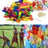 90 pcs ballons d'eau bébé enfants jouet adulte, sport de plein air