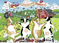 Chocolate Milkshake 500 Piece Puzzle by Ravensburger