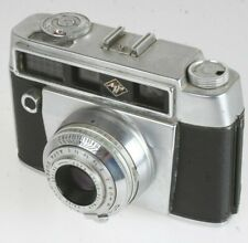Agfa Silette-L #ZY4985 mit 2,8/50mm Color-Solinar #351385