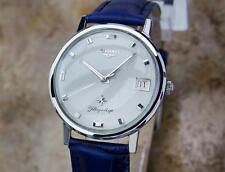 Longines Flagship Swiss Made 1960s Men's Manual Stainless Steel Watch MX53