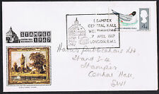 PHILATELIC EXHIBITION COVER from 1967 STAMPEX WESTMINSTER -  SPECIAL CANCEL