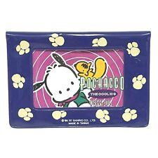 Pochacco bookend Baskeball Blast rare retired 19984
