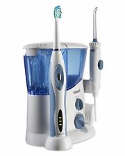 WATERPIK SONIC ELECTRIC TOOTHBRUSH and WATER FLOSSER Complete Dental Oral Care