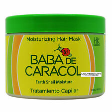 Baba De Caracol Earth Snail Moisture Moisturizing Hair Mask 16 Oz Treatment
