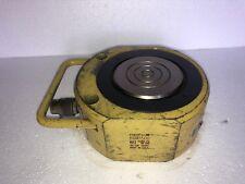 """ENERPAC RSM-1500 150 TON .63"""" STROKE FLAT-PAC HYDRAULIC CYLINDER"""