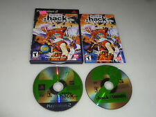 PLAYSTATION PS2 GAME DOT HACK MUTATION PART 2 BAN DAI COMPLETE W CASE & MANUAL >