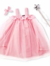 Mudpie Tulle Princess Costume with Wand Size 12 month - 5T
