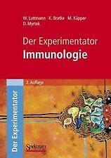 Der Experimentator Immunologie von Werner Luttmann | Buch | Zustand gut