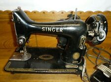 1954 Singer 99K Sewing Machine - Cord Needs Replaced - EJ787617