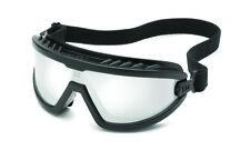 Gateway Wheelz Anti Fog Silver Mirror Lens Safety Goggles Lightweight Z87+