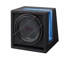 "Alpine 12"" Ready to Use Band Pass Subwoofer SBG 1244br"