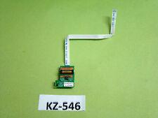 Medion P6611 P6612 Fingerscan Modul Platine #Kz-546