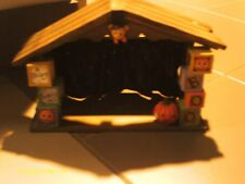 Cherished Teddies  BEARY SCARY Halloween House  1995