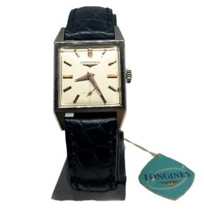 Vintage Art Deco Longines Manual Wind Men´s Watch Mint Condition