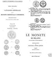 DVD 260 libri su monete d'Italia Stato Pontifico Corpus Nummorum Italicorum