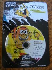 MY GYM PARTNERS A MONKEY EMMY DVD CARTOON NETWORK 1 episode PLAY USA