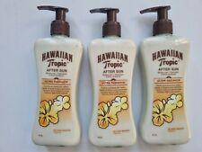 3 x Hawaiian Tropic After Sun Ultra Radiance Island Mango 240ml Brand New