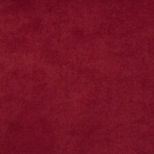 "Cinnabar sued fabric Polyester micro faux suede 58"" wide upholstery fabric yard"