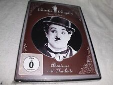 Charlie Chaplin Classic Collection, Vol.1: Abenteuer mit Charlotte - DVD- FSK 0