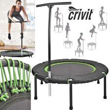 CRIVIT® Fitnesstrampolin Trampolin Sport Fitness Training Gerät Ausdauer NEU OVP