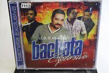 Bachata Exclusiva , Music CD (NEW)