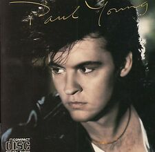 PAUL YOUNG The Secret Of Association CD - Pre Barcode