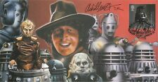 "RARE Doctor Who ""Achilleos Special"" Collectable Cover - Signed CHRIS ACHILLEOS"