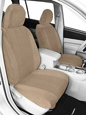 CalTrend Front Row Bucket Custom Fit Seat Cover for Select Honda CR-V Models