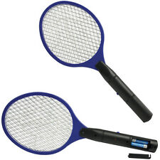 Child Safe Electric Fly swatter –Battery Powered Handheld Insect/Bug/Wasp Killer