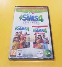 The Sims 4 + Espansione Cani & Gatti GIOCO PC VERSIONE ITALIANA NUOVO