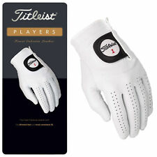 TITLEIST TOUR PLAYERS PREMIUM LEATHER GOLF GLOVE