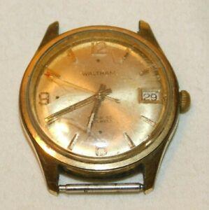 Vintage Waltham 17 Jewel Mans Wristwatch Watch