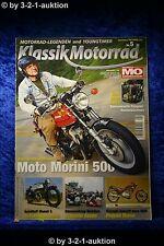 Klassik Motorrad 5/11 Moto Morini 500 Schüttoff 500 Honda CX 500